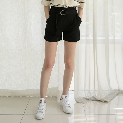 MG7S CIRCLE POINT SHORTS (black)