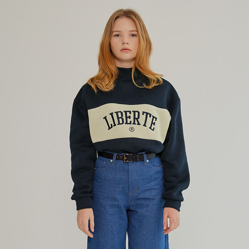 MG7F LIBERTE COLOR BLOCK MTM (NAVY)