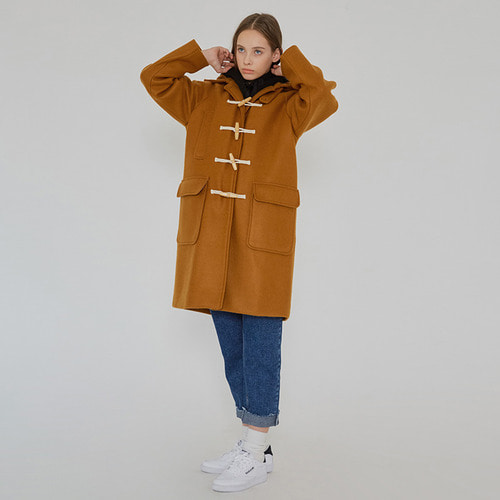 MG7F DUFFLE COAT (BROWN)