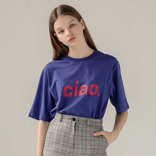 MG8S CIAO TEE (PURPLE)