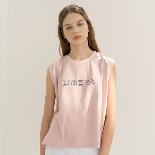 [리퍼브]MG8S LIBERA SLEEVELESS (PINK)