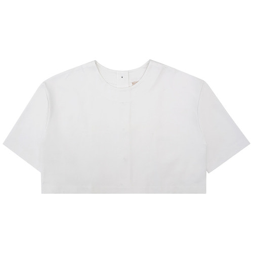MG6S HIGH CROP TEE (WHITE)