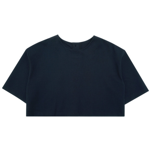 MG6S HIGH CROP TEE (NAVY)