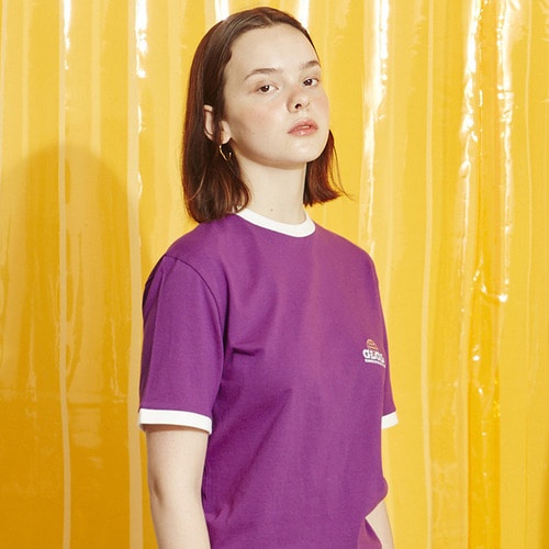 MG8S GLOBE GL TEE (PURPLE)