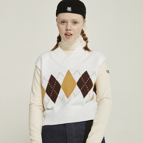 [리퍼브]MG8F MCHGLV TURTLENECK (IVORY)