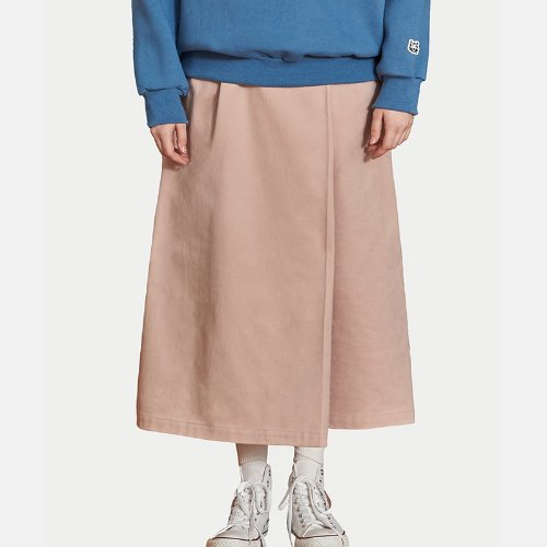 [리퍼브]MG9F STRAP POINT SKIRT (PINK)