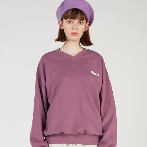 MG0S MODERN VNECK MTM (PURPLE)