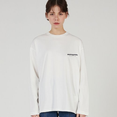 MG0S LOGO BOX TEE (IVORY)