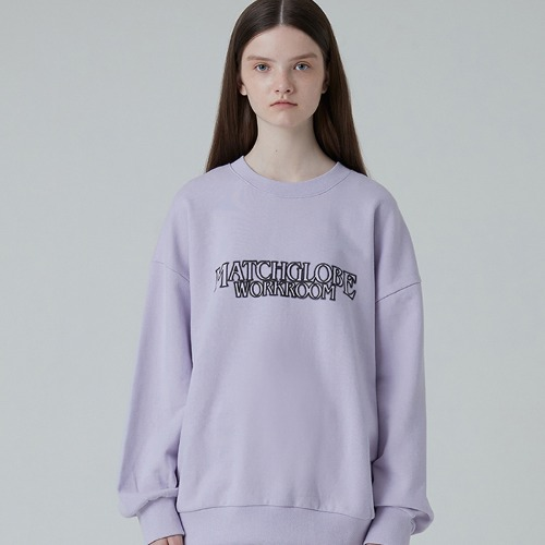 MG0F BLUR LOGO MTM (LIGHT PURPLE)